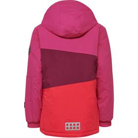 LEGO wear Josefine 711 Chaqueta Niños, dark pink